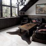 Projekty wnętrz - pokój gościnny